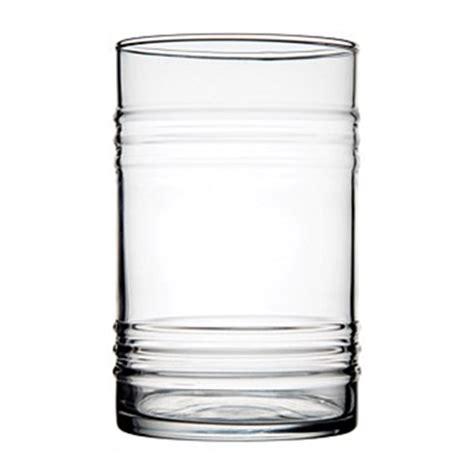 set di bicchieri set di bicchieri bicchiere vetro trasparente tin can