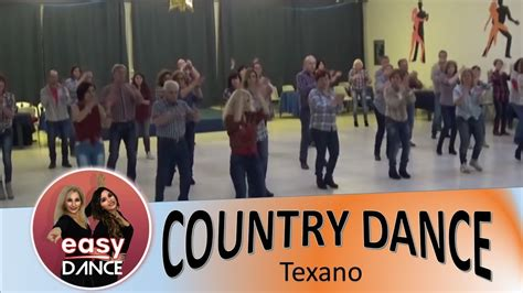 tutorial dance country country dance ballo di gruppo texano polka country