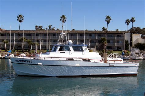 rage sport fishing boats seabiscuit sportfishing oxnard channel islands california