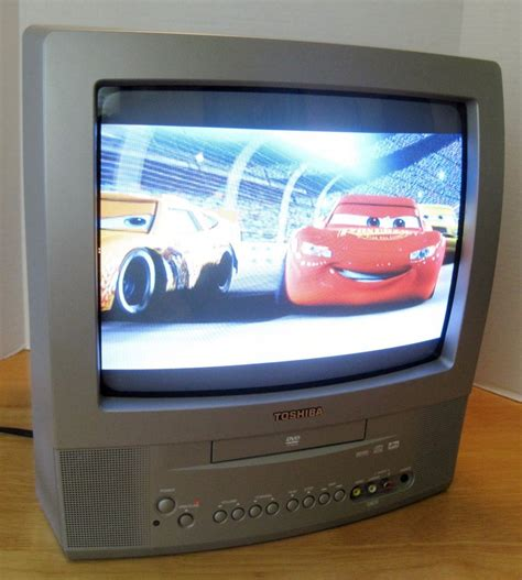 Tv Combo Advance toshiba 13 quot tv dvd combo model md13n1r great for den
