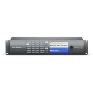 Blackmagic Design Smart Videohub 40x40 smart videohub 40 x 40 フジヤエービック オンラインショップ