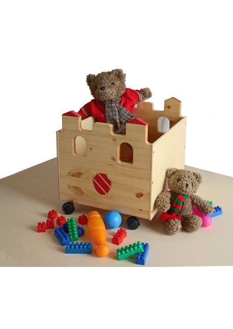 kinderzimmermobel ohne schadstoffe spielzeugkiste quot palazzo quot mit rollen aus holz ohne