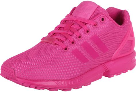 adidas pink adidas zx flux shoes pink
