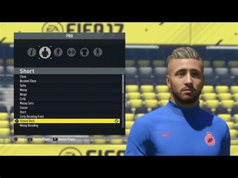 fifa 14 worst hair cuts fifa 17 hairstyles updated youtube