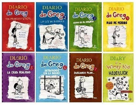diario de greg 9 diario de greg lectura infantil divertida