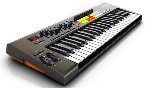Keyboard Controller launchkey 49 review novation s midi controller keyboard