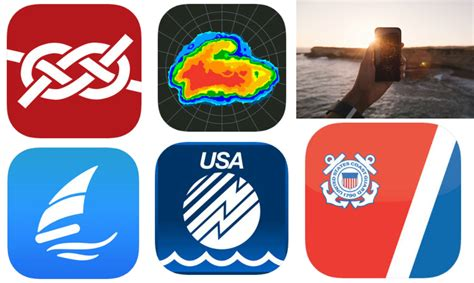 marine weather apps for your smartphone boats - Best Boating Apps For Android
