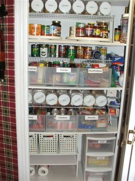 Organizing Small Pantry by Small Pantry Organization House Ideas