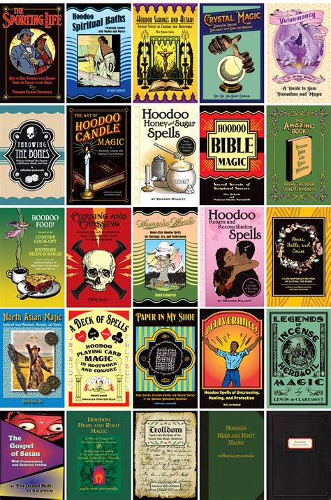 lucky books books published and distributed by lucky mojo curio