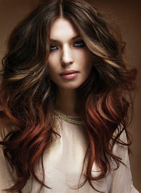 Flesh Color Hair Trend 2015 | 100 coole bilder von frisuren f 252 r braune haare archzine net