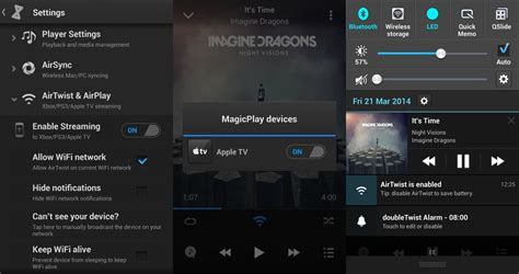 android airplay connect android to apple airplay