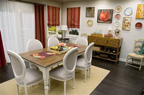 Modern Family Dining Table Translating Trends Fall Tv Homes Part Ii Robin Baron