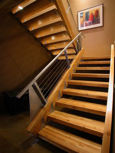 Hgtv Floor Plans grand junction house industrial staircase other
