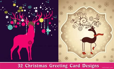 design inspiration greeting cards 30 beautiful christmas greeting cards for your inspiration