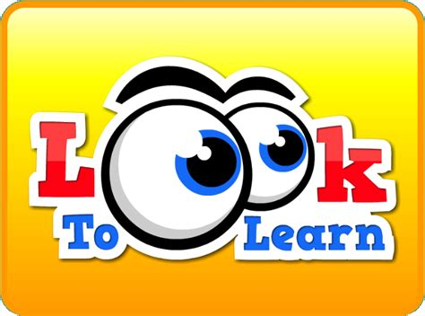 learning to look at look to learn