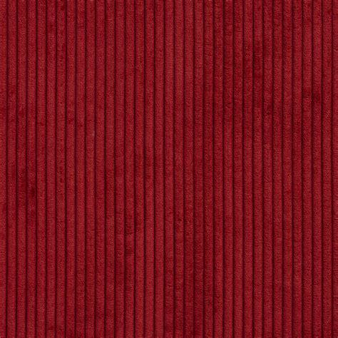 upholstery fabric red lipstick red small elegant stripe soft velvet chenille