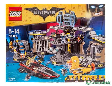 The Lego Batman 70909 Batcave In lego batman 70909 batcave in review the