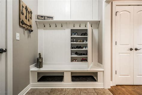 Corner Bench And Shelf Entryway 85 Fantastic Mudroom Ideas For 2018