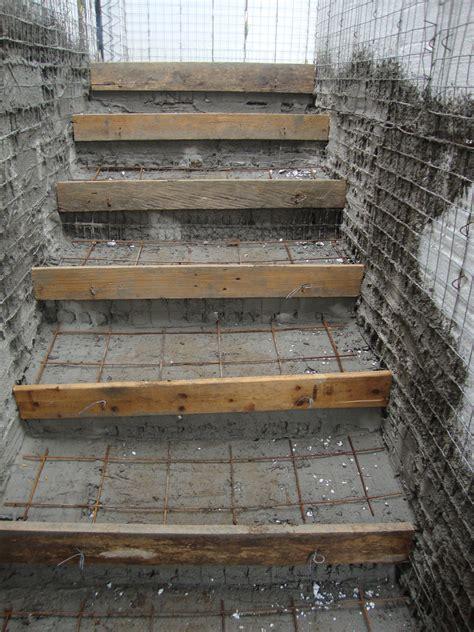 How To Build Concrete Staircase watkins house update 8 24 12 las palmas ecuador