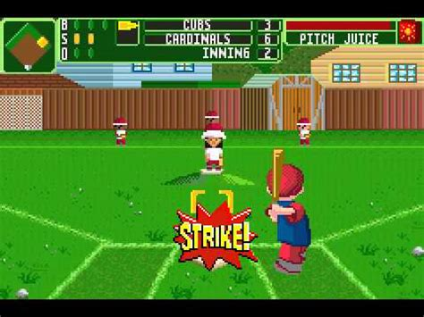 Backyard Baseball 2007 by Backyard Baseball 2007 Season 1 Walk Fashion