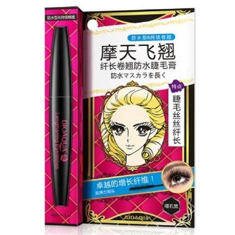 Kacamata Shiseido jual bioaqua original maskara waterproof not eyeliner