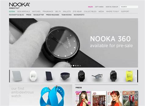 best ecommerce websites 30 e commerce worth seeing webdesigner depot