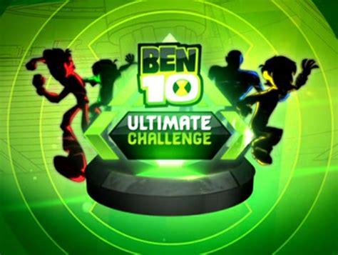 ben 10 challenger ben 10 omniblogger nuevo ben 10 ultimate challenge ahora