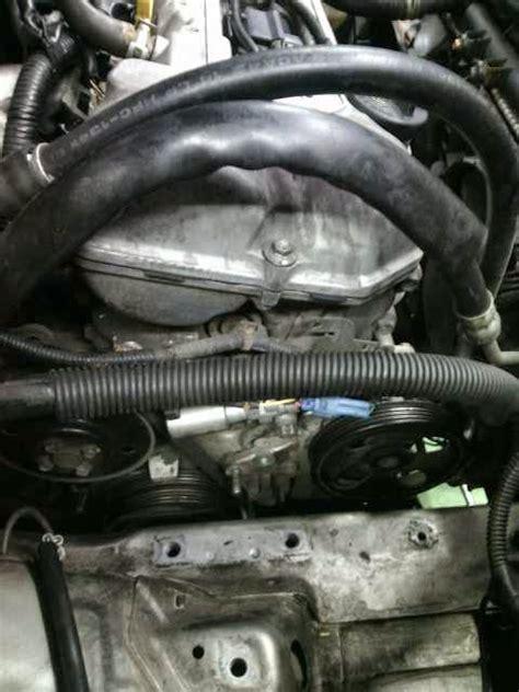 Engine Mounting Livina 18 Kanan 1 ganti seal busi rembes cmp rembes dan lumasi bearing