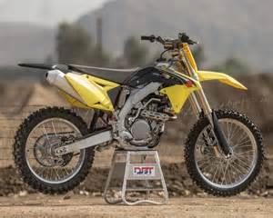 Suzuki Rm Z 450 2016 Suzuki Rm Z450 Test Dirt Bike Test