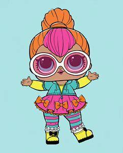 Lol Lil Lil Curious Qt New lol doll lil outrageous littles series 2 neon