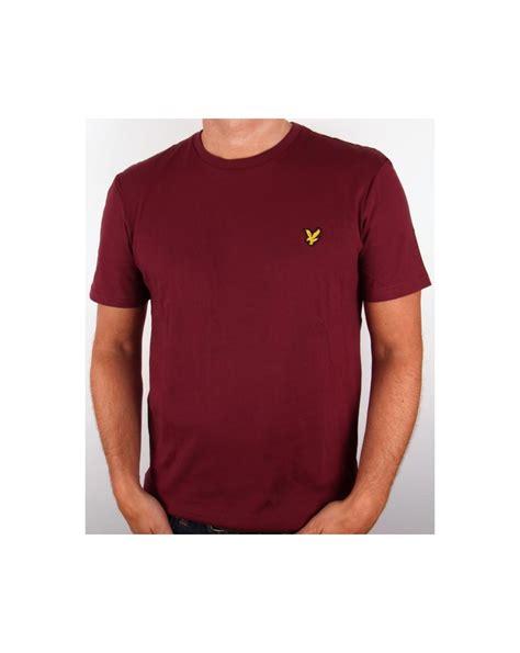 Tshirt Scoot lyle and t shirt claret jug lyle t shirt