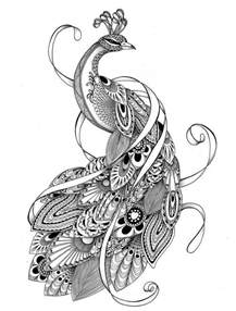 peacock coloring pages for adults 25 best ideas about colouring pages on