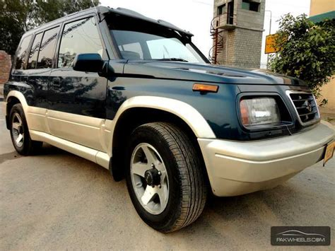 Suzuki Vitara Motor For Sale Used Suzuki Vitara 1993 Car For Sale In Lahore 795197