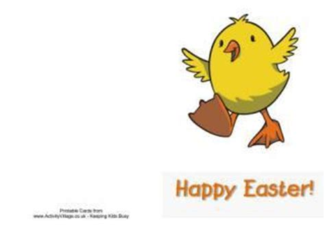 Easter Card Inserts Templates by Easter Printables