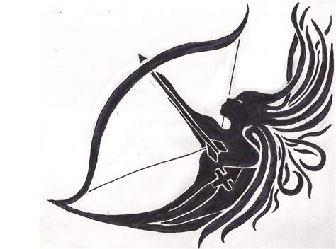 sagittarius archer tattoo designs 21 best sagittarius ink images on ideas