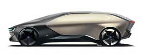 Bmw I6 Bmw I6 Concept Design Sketch Car Design