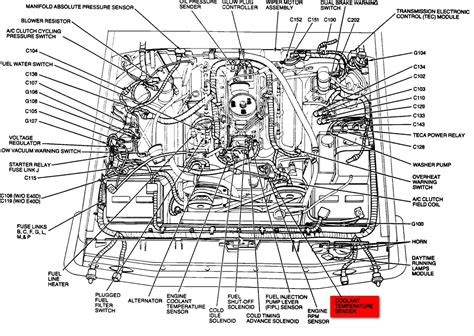diesel engine diagram 2001 ford f 250 engine diagram ford auto wiring diagram