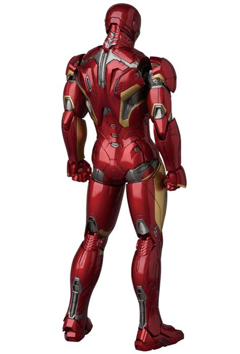 Iron Mk 46 Marvel Figure mafex iron 45 figure photos order info