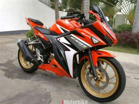 cbr 150r led 2017 modif cbr 250rr low km no r25 gsx used motorcycles