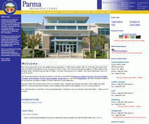 Parma Municipal Court Search Parmamunicourt Org Parma Justice Center Home Page