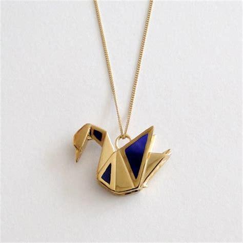 Origami Jewelery - origami jewelry