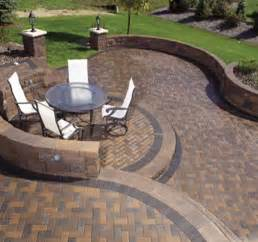 Cement Patio Design by Concrete Paver Patio Ideas Fascinating Concrete Patio