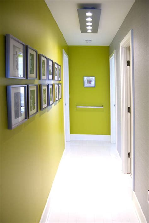 hallway colors how to use green successfully in a hallway