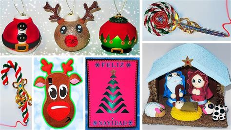 ideas navidad ideas para navidad que debes probar manualidades