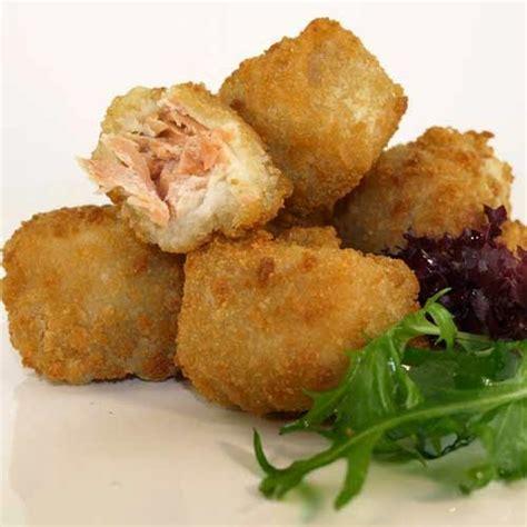 Nugget Salmon Premium Sayur resep makan praktis by tapureta