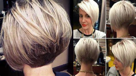 New Style Bob Haircut for Women (Bob Haircut for Women 2016) Bob Style Haircut Quick   YouTube