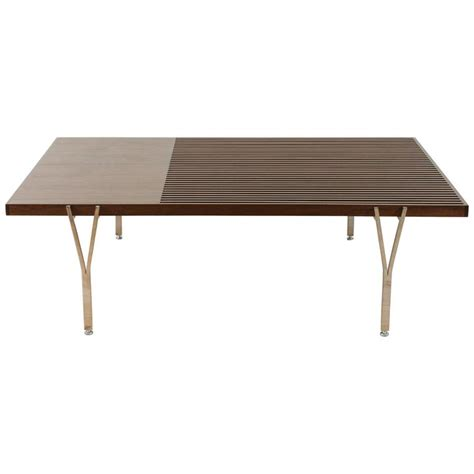 lawson fenning coffee table y leg coffee table by lawson fenning for sale at 1stdibs