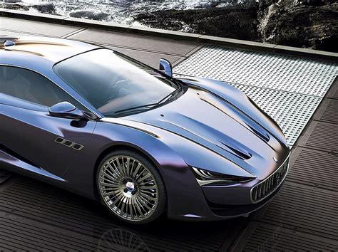 maserati merak concept maserati bora concept automobile