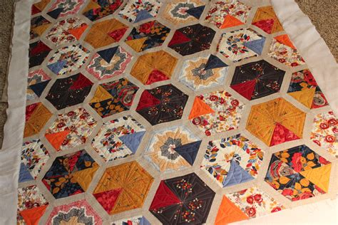 Hexagon Patchwork Quilt Patterns - easy hexagon quilt pattern go search for tips