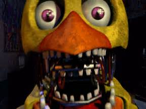 Five night s at freddy s 2 old chica gif test by fd daylight on